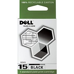 WP322 Ink Cartridge - Dell Genuine OEM (Black)