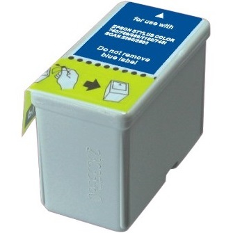 S189108 Ink Cartridge - Epson Remanufactured  (Black)