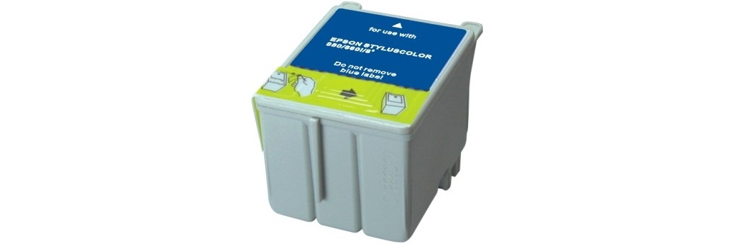 T020201 Ink Cartridge - Epson New Compatible  (Color)