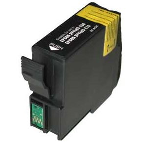 T032120 Ink Cartridge - Epson Remanufactured  (Black)
