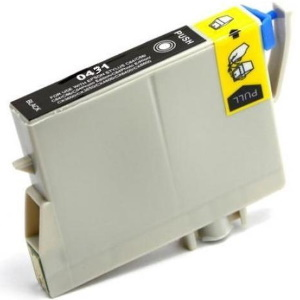 T043120 Ink Cartridge - Epson Remanufactured  (Black)