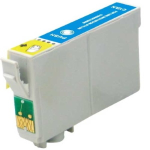 T068220 Ink Cartridge - Epson Remanufactured  (Cyan)