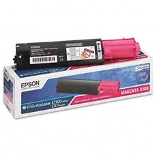 S050188 Toner Cartridge - Epson Genuine OEM (Magenta)