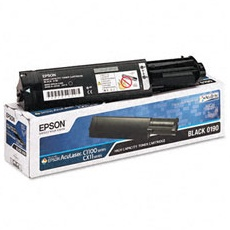 S050190 Toner Cartridge - Epson Genuine OEM (Black)