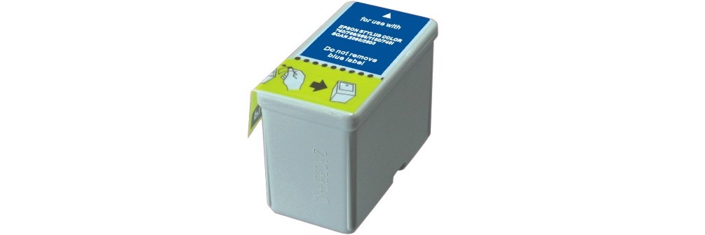 S189108 Ink Cartridge - Epson Compatible (Black)