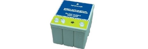 T005011 Ink Cartridge - Epson Remanufactured (Color)