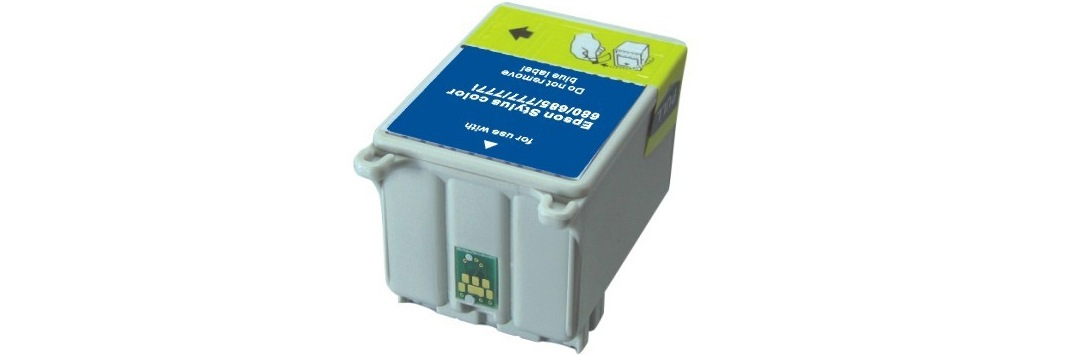 T016201 Ink Cartridge - Epson Remanufactured (Color)