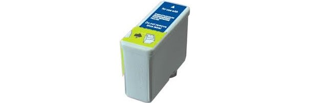 T026201 Ink Cartridge - Epson Remanufactured (Black)