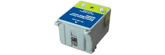 T027201 Ink Cartridge - Epson Remanufactured (Color)