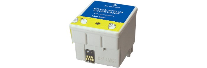 T029201 Ink Cartridge - Epson Remanufactured (Color)