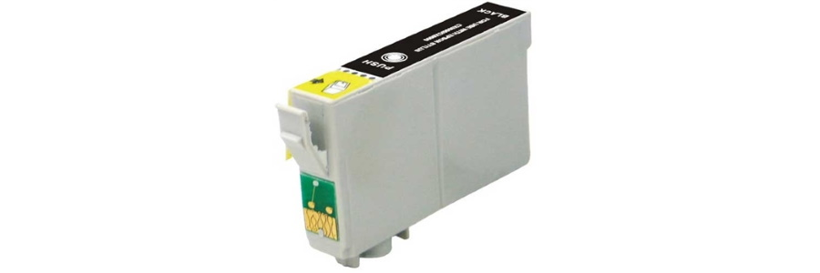 T033120 Ink Cartridge - Epson Remanufactured (Black)