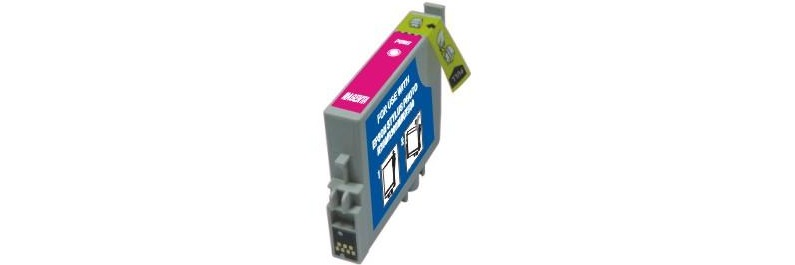 T048320 Ink Cartridge - Epson Remanufactured (Magenta)