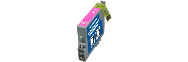 T048620 Ink Cartridge - Epson Remanufactured (Light Magenta)