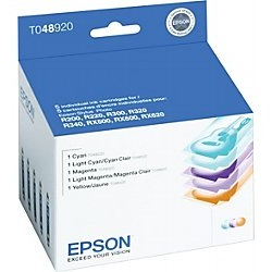 T048920 Ink Cartridge - Epson Genuine OEM