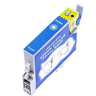 T054220 Ink Cartridge - Epson Remanufactured (Cyan)