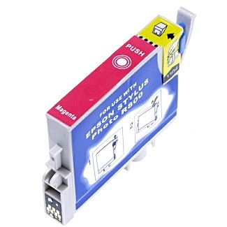 T054320 Ink Cartridge - Epson Remanufactured (Magenta)