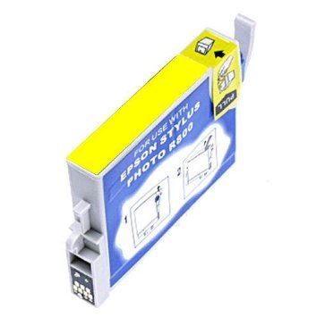 T054420 Ink Cartridge - Epson Remanufactured (Yellow)