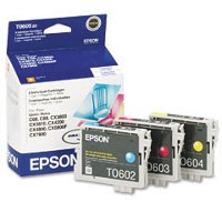 T060520 Ink Cartridge - Epson Genuine OEM