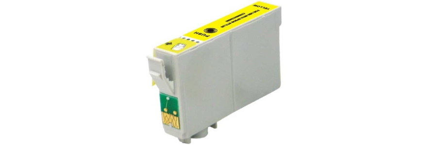 T068420 Ink Cartridge - Epson Remanufactured (Yellow)