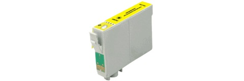 T078420 Ink Cartridge - Epson Remanufactured (Yellow)
