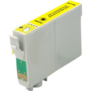 T079420 Ink Cartridge - Epson Remanufactured (Yellow)