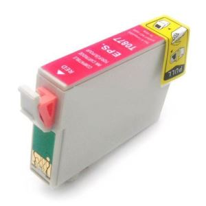 T087720 Ink Cartridge - Epson Remanufactured (Red)