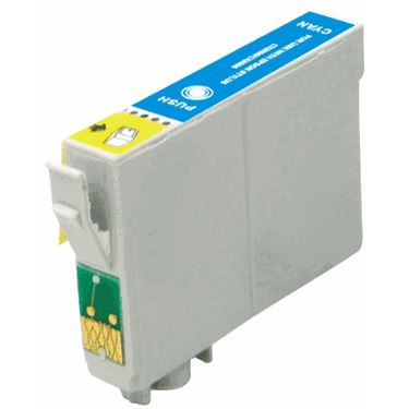 T125220 Ink Cartridge - Epson Remanufactured (Cyan)
