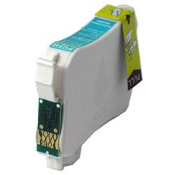 T127220 Ink Cartridge - Epson Remanufactured  (Cyan)