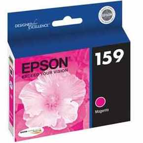 T159320 Ink Cartridge - Epson Genuine OEM (Magenta)