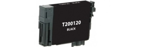 T200120 Ink Cartridge - Epson Compatible (Black)