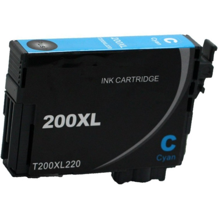T200220XL Ink Cartridge - Epson Compatible (Cyan)