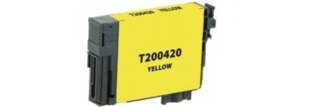 T200420 Ink Cartridge - Epson Compatible (Yellow)