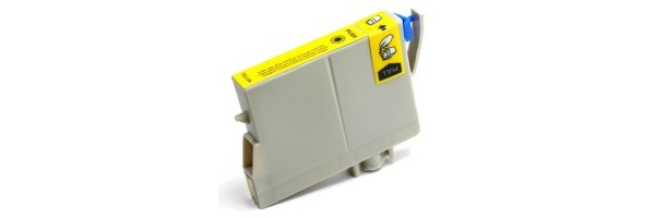 T252420 Ink Cartridge - Epson Remanufactured (Yellow)