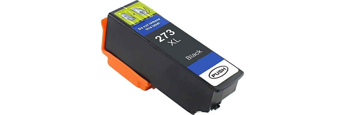 T273XL020 Ink Cartridge - Epson Remanufactured (Black)
