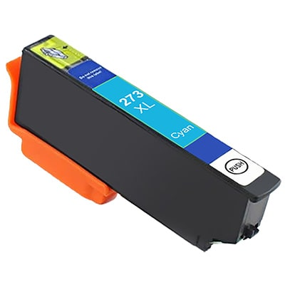 T273XL220 Ink Cartridge - Epson Remanufactured (Cyan)