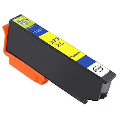 T273XL420 Ink Cartridge - Epson Remanufactured (Yellow)