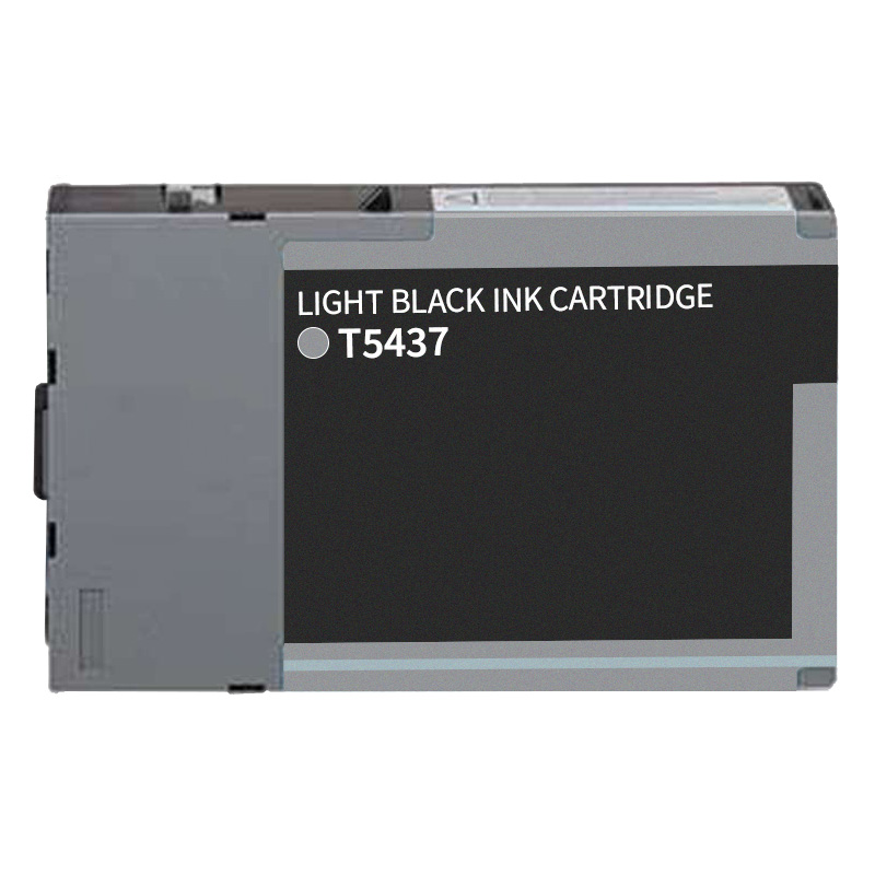 T543700 Ink Cartridge - Epson Remanufactured (Light Black)