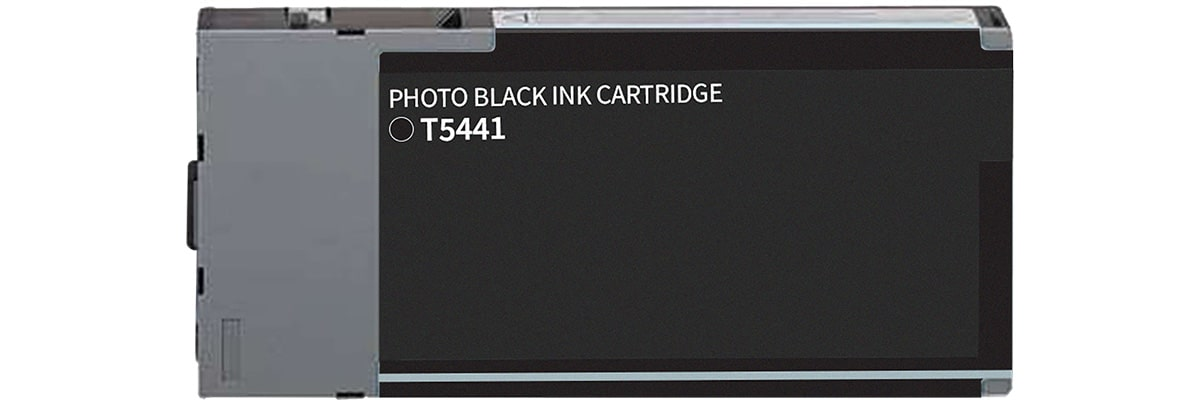 T544100 Ink Cartridge - Epson Remanufactured (Photo Black)