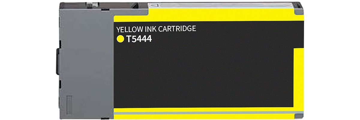 T544400 Ink Cartridge - Epson Remanufactured (Yellow)