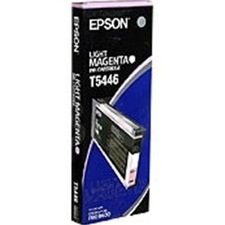 T544600 Ink Cartridge - Epson Genuine OEM (Light Magenta)