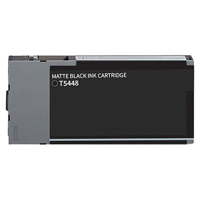 T544800 Ink Cartridge - Epson Remanufactured (Matte Black)