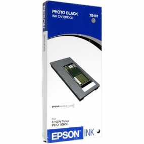 T549100 Ink Cartridge - Epson Genuine OEM (Photo Black)