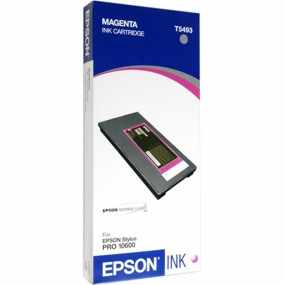 T549300 Ink Cartridge - Epson Genuine OEM (Magenta)