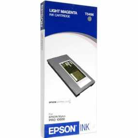 T549600 Ink Cartridge - Epson Genuine OEM (Light Magenta)