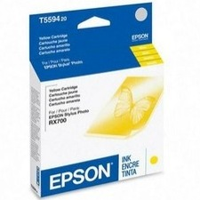 T559420 Ink Cartridge - Epson Genuine OEM (Yellow)