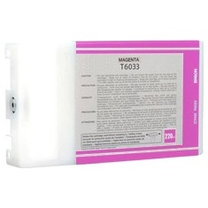 T603300 Ink Cartridge - Epson Remanufactured (Magenta)