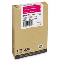 T603300 Ink Cartridge - Epson Genuine OEM (Magenta)