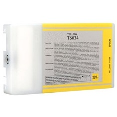 T603400 Ink Cartridge - Epson Remanufactured (Yellow)