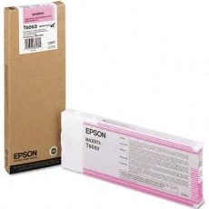 T606300 Ink Cartridge - Epson Genuine OEM (Magenta)