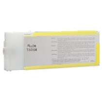 T606400 Ink Cartridge - Epson Remanufactured (Yellow)